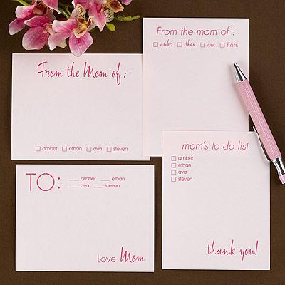 Mom Lists
